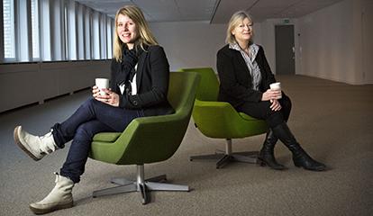 skolcoacherna, Helena Isakson, Anna-Karin Arenius, skolvärlden 25 januari 2013