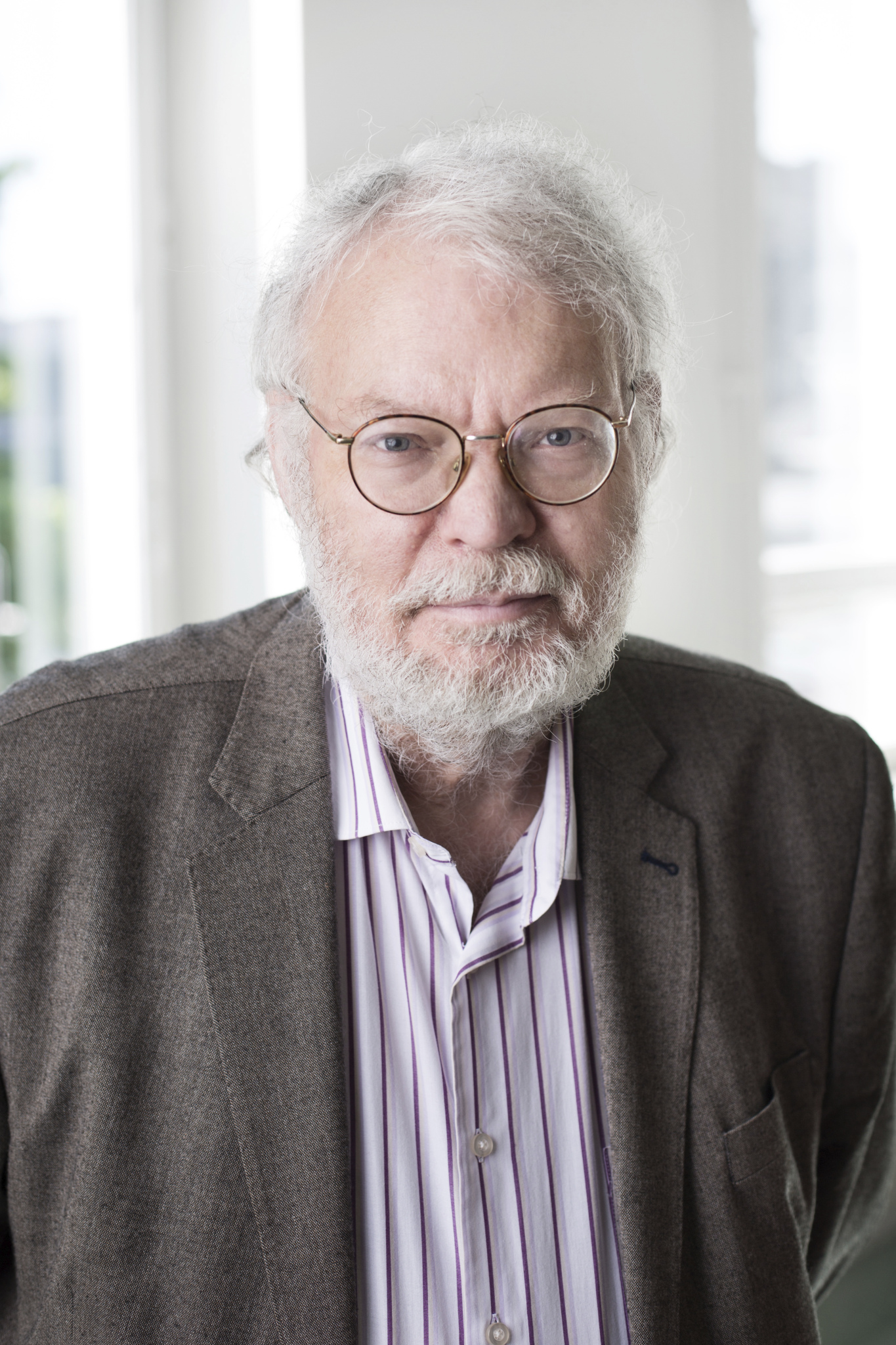 Ulf Fredriksson.