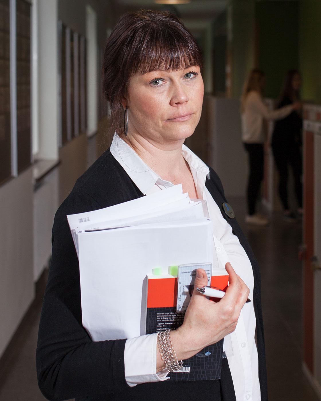Anne Pihlo, LR-ombud i Borås.