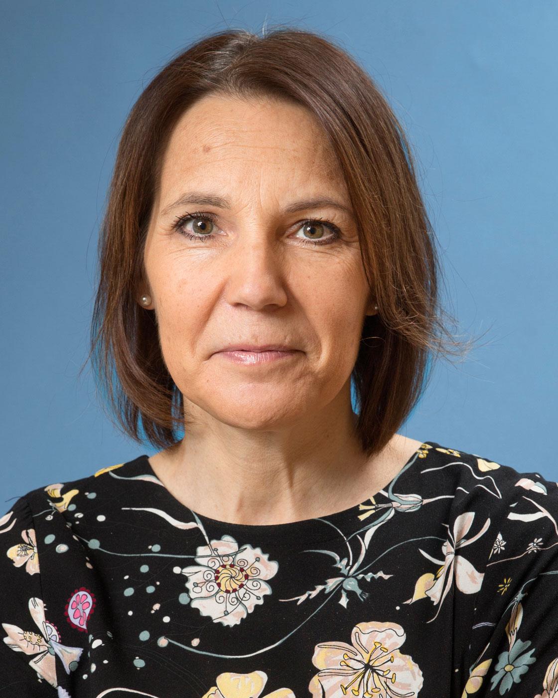Eva-Lotta Sandström.