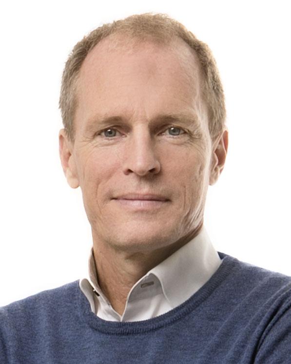 Jonas Fond, chefredaktör och ansvarig utgivare.