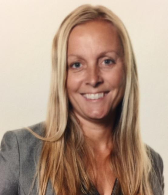 Nina Pringle, biträdande rektor på Dalhemsskolan.