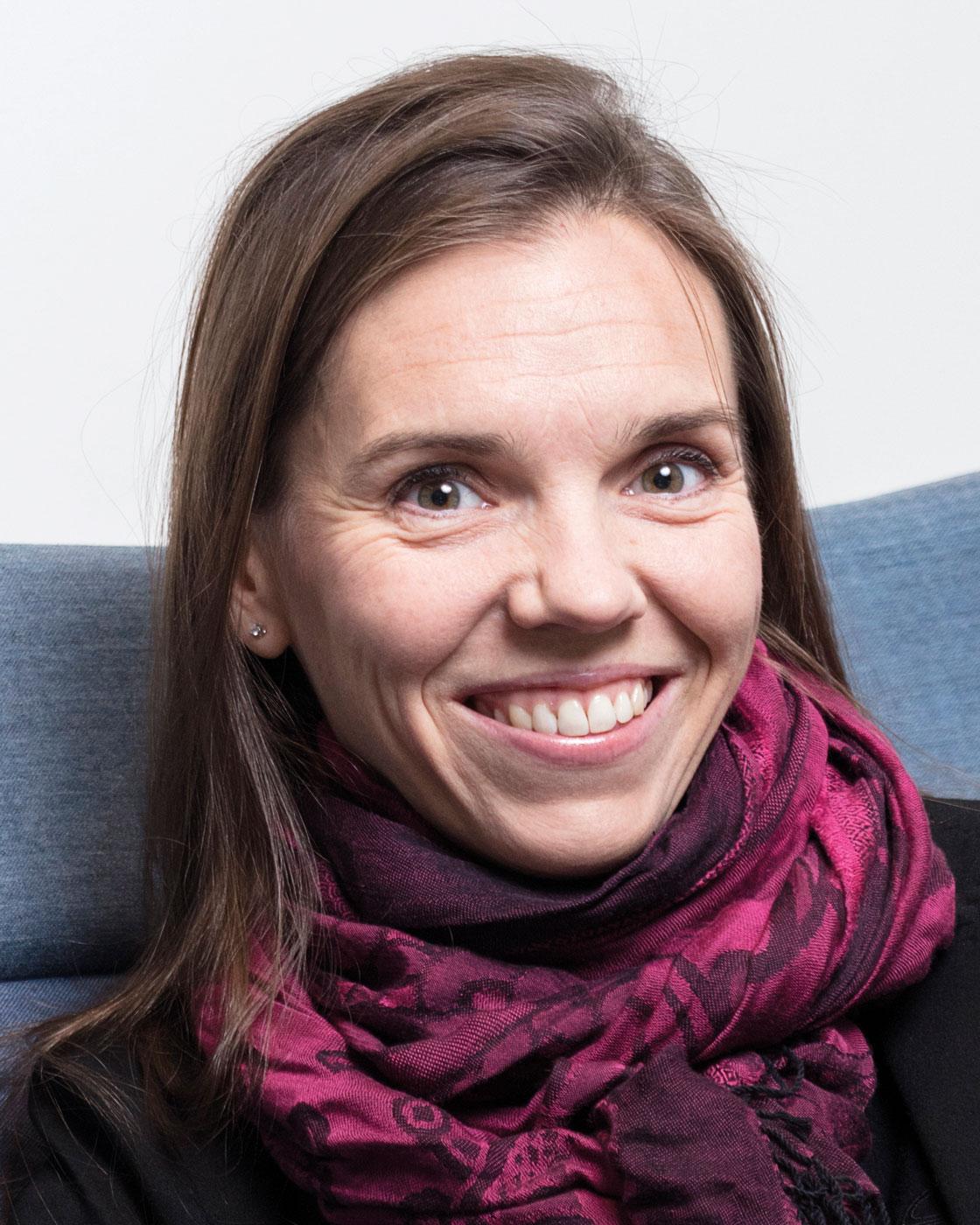 Karolina Parding.