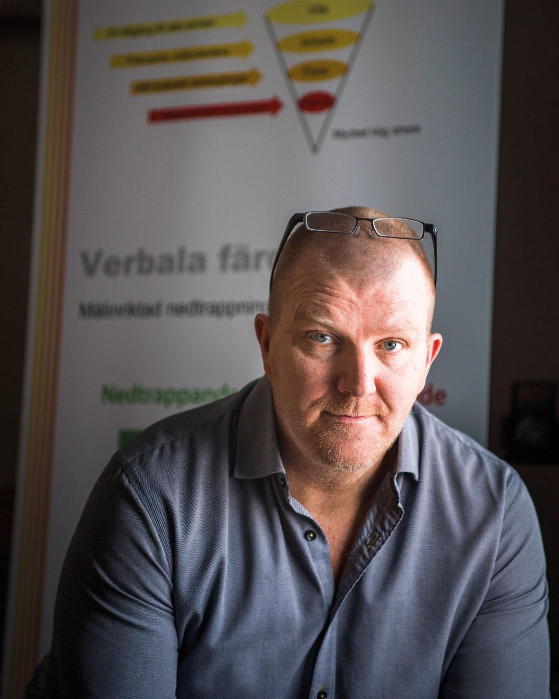 Kjell jonsson är rektor för SIS skolverksamhet i Boden och Kalix.