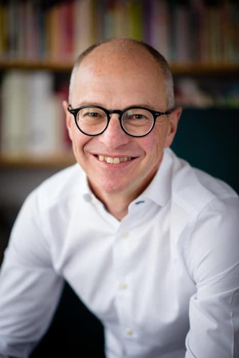 Hans Olsson. Foto: Daniel Ivarsson.