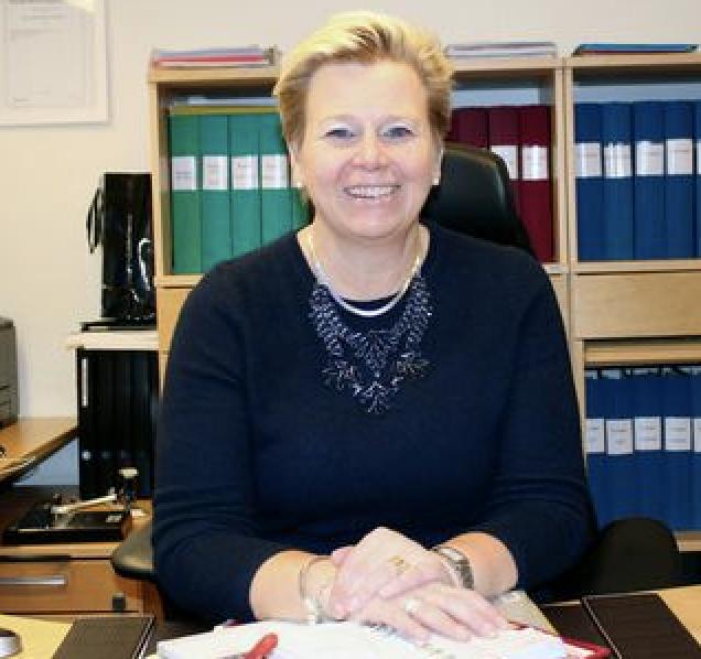 Eva Andersson.