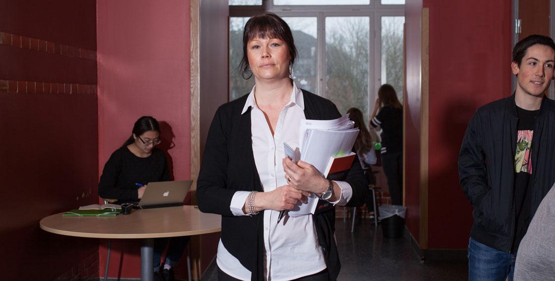 Anne Pihlo ärordförande för LR i Borås.
