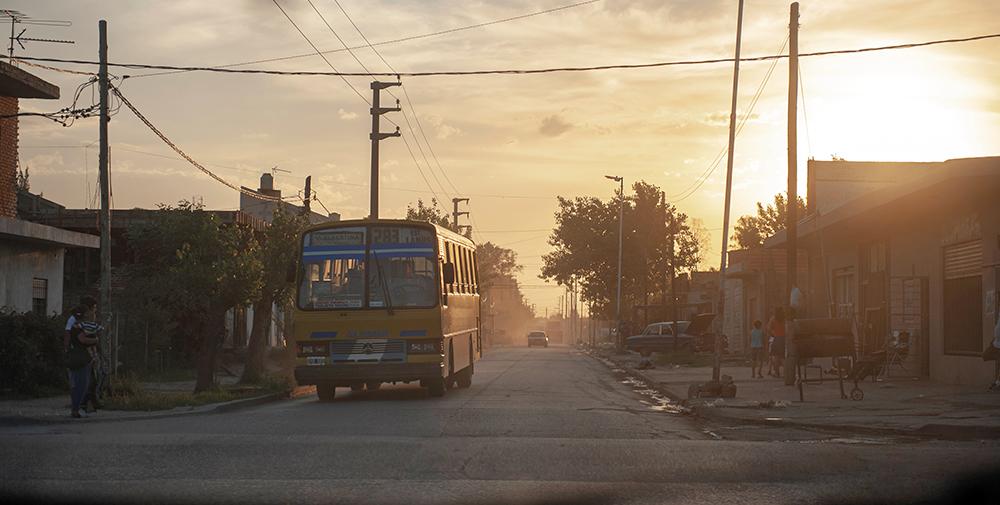 Den södra delen av Buenos Aires har drabbats hårdare av den ekonomiska krisen. Foto: Felipe Morales