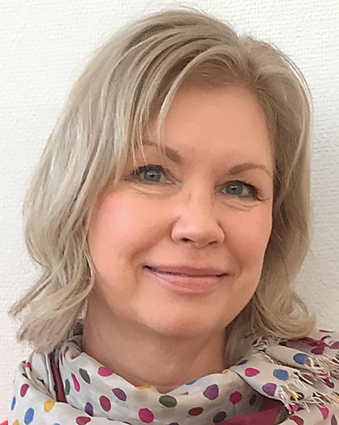 Fredrika Ter-Borch Bjurek.