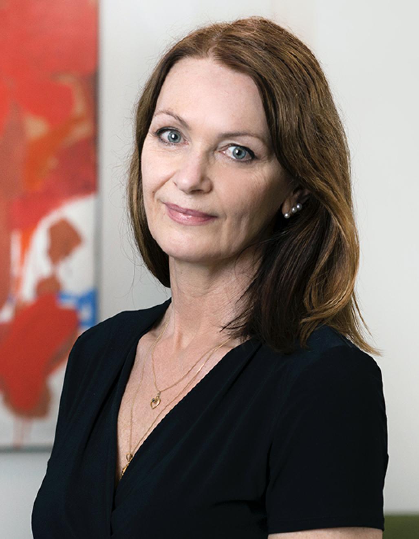 Helene Fägerblad. Foto: Frida Rönnholm.