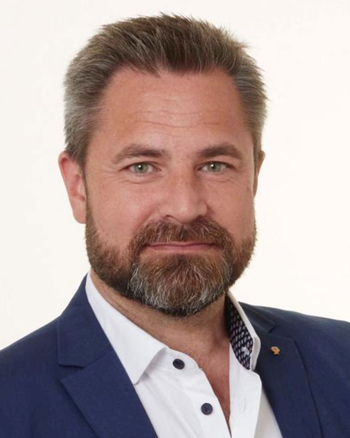 Mikael Svensson, SKR.