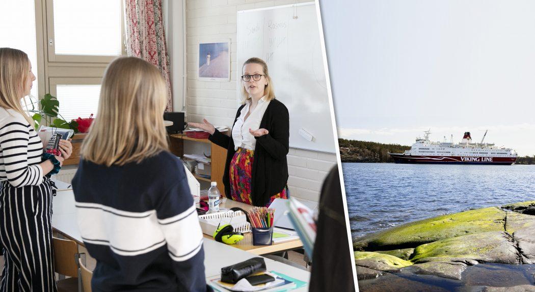 finska kvinnor söker män kumlinge