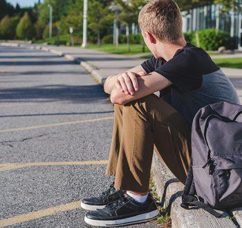 ensam_elev_skola