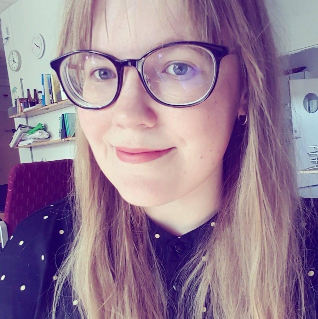 Ellen Eriksson, kommunombud för Lärarnas Riksförbund i Ragunda.
