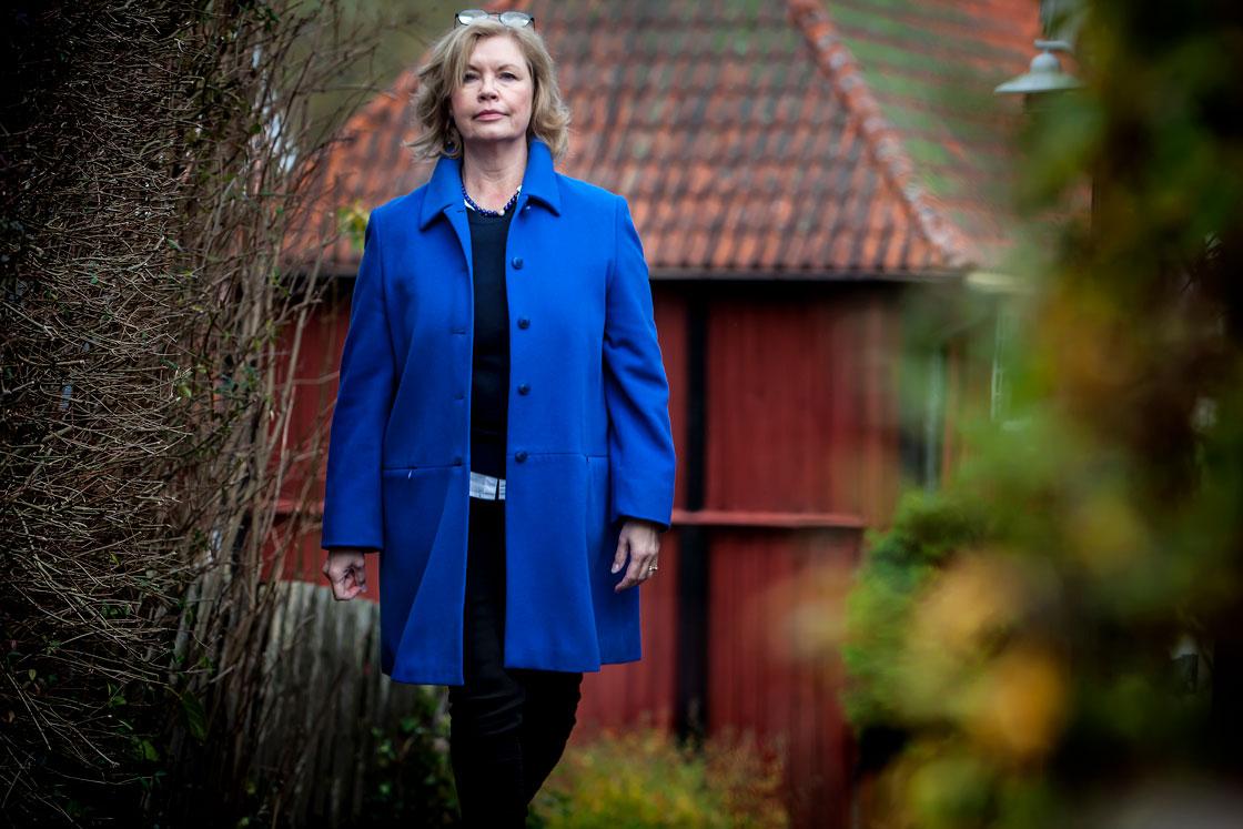 """Fredrika ter Borch, kommunombud i Ronneby, är inte nöjd med hur HÖK18 har fallit ut. """"Det har inte fungerat hos oss"""", säger hon."""