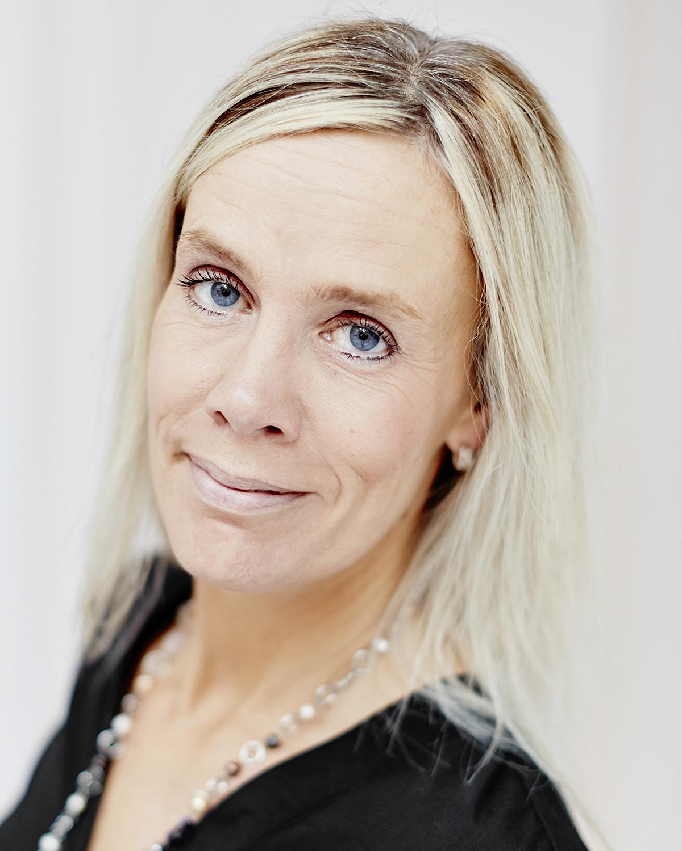 Åsa Hirsh. Foto: Dayfotografi