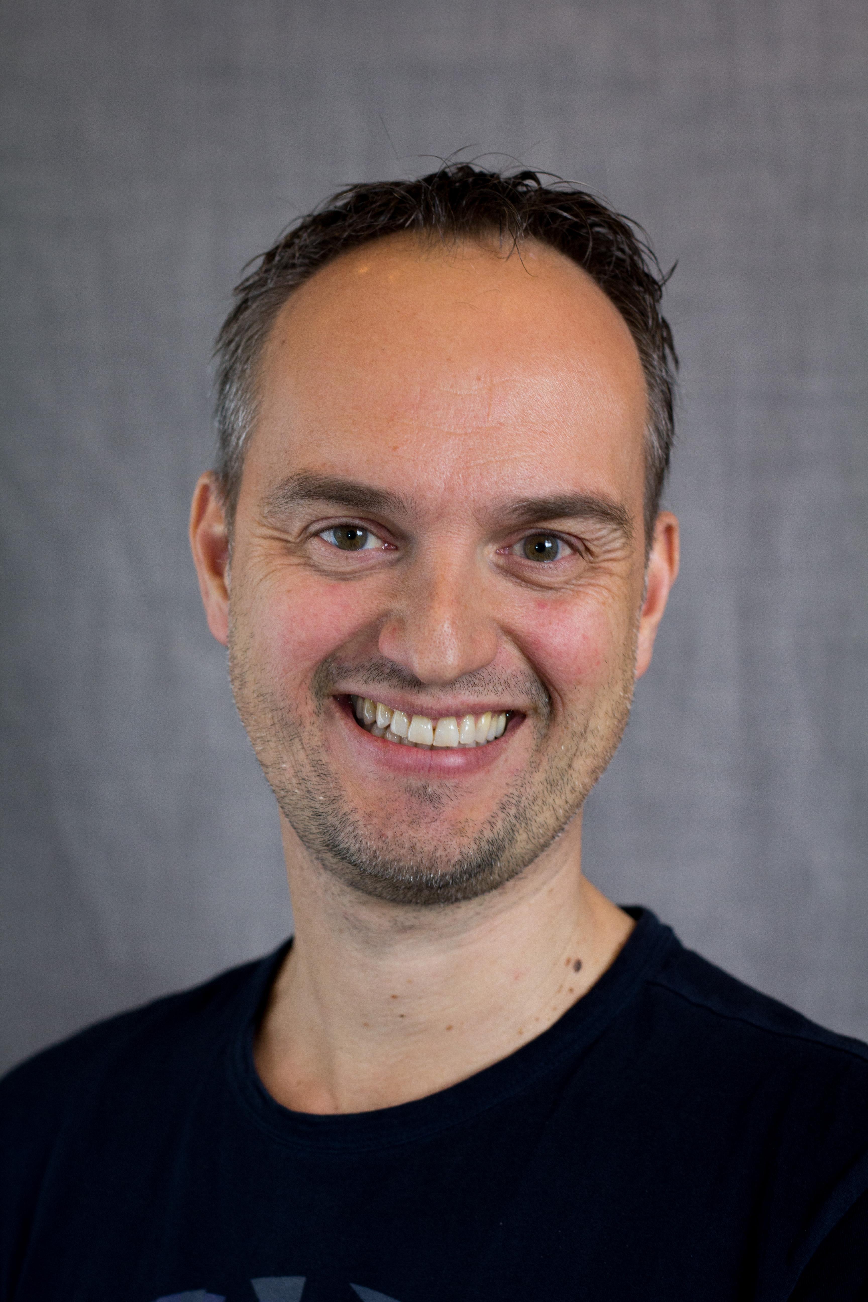 Björn Öckert.