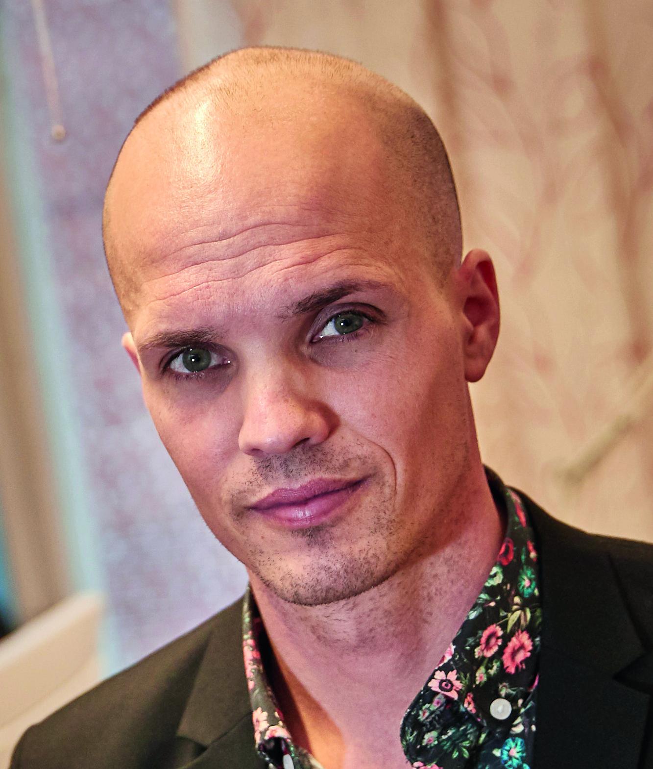 Johan Åström.