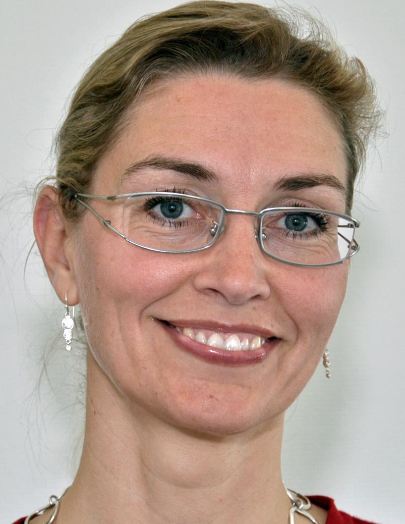 Ann Ponton Klevestedt.