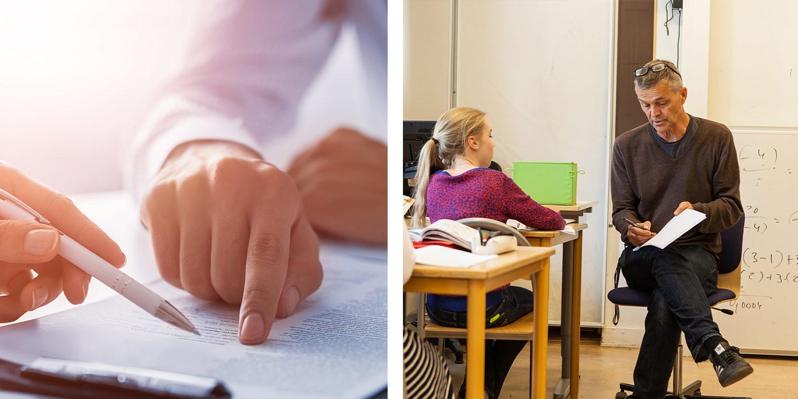 avtal lärare