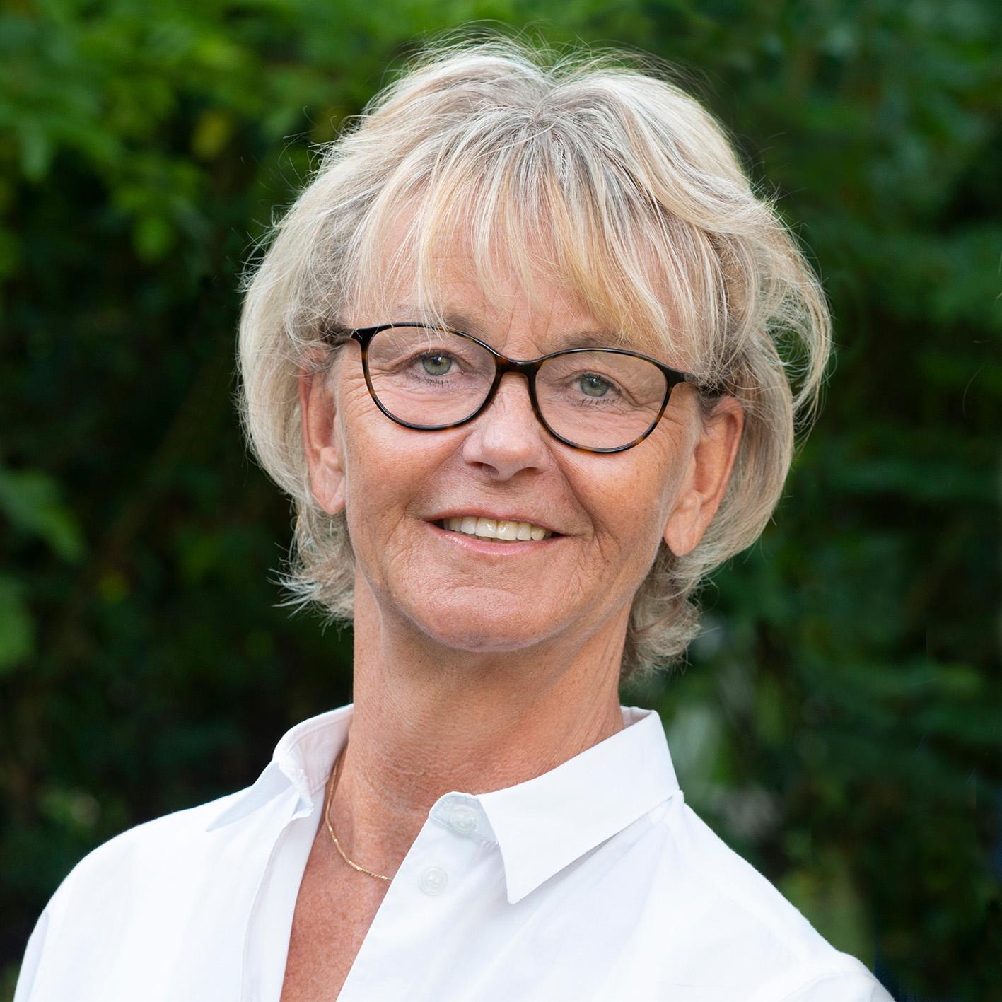 Malin Wedsberg. Fotograf: Håkan Målbäck