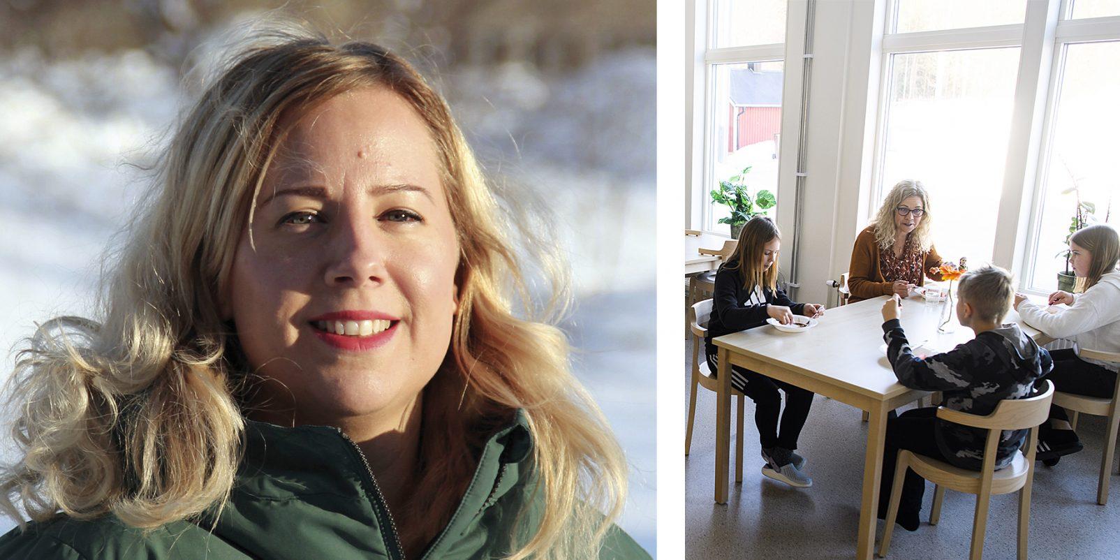 Linda Berggren forskare