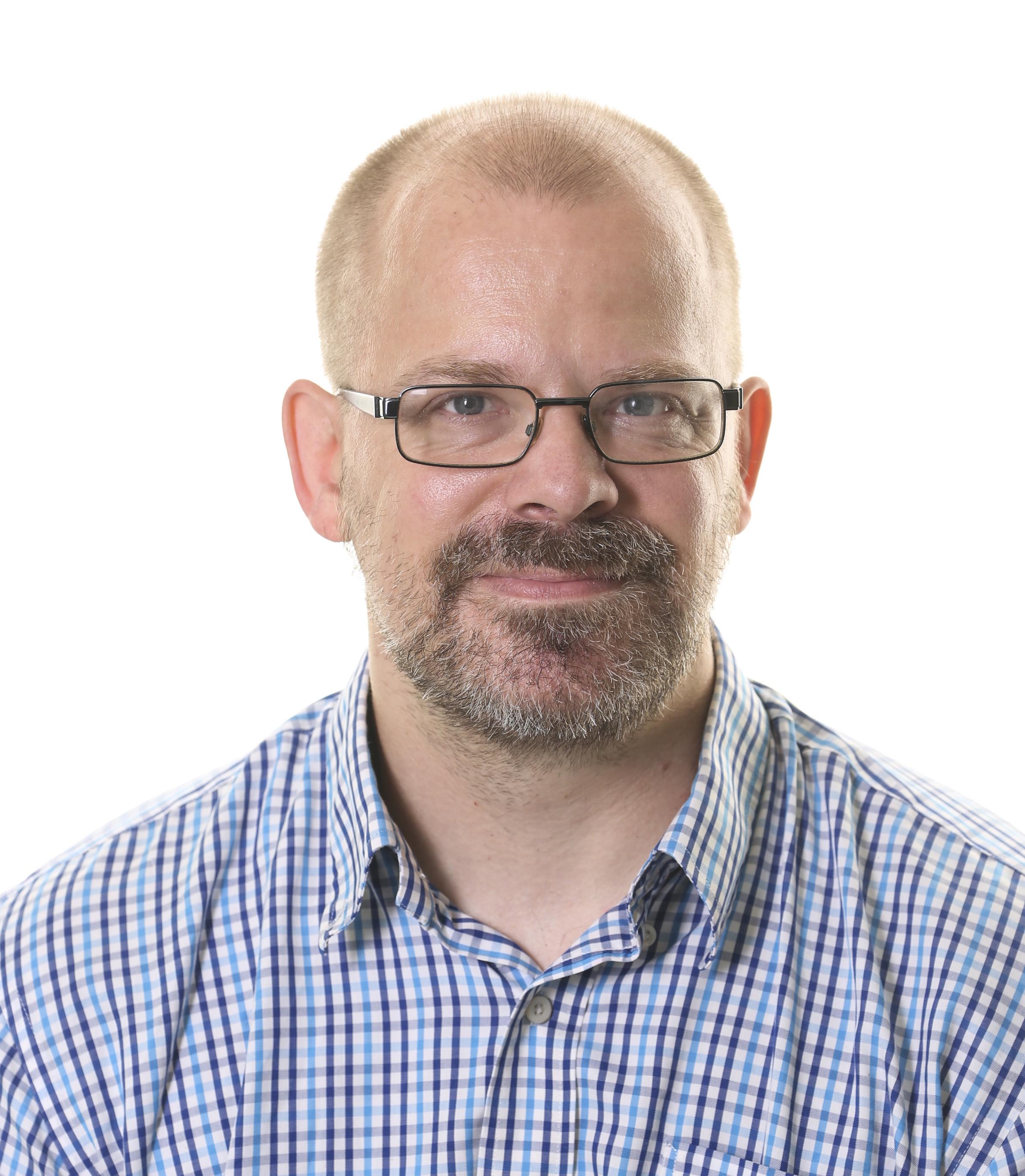 Henrik Levinson är LR:s vice ordförande inom IES.