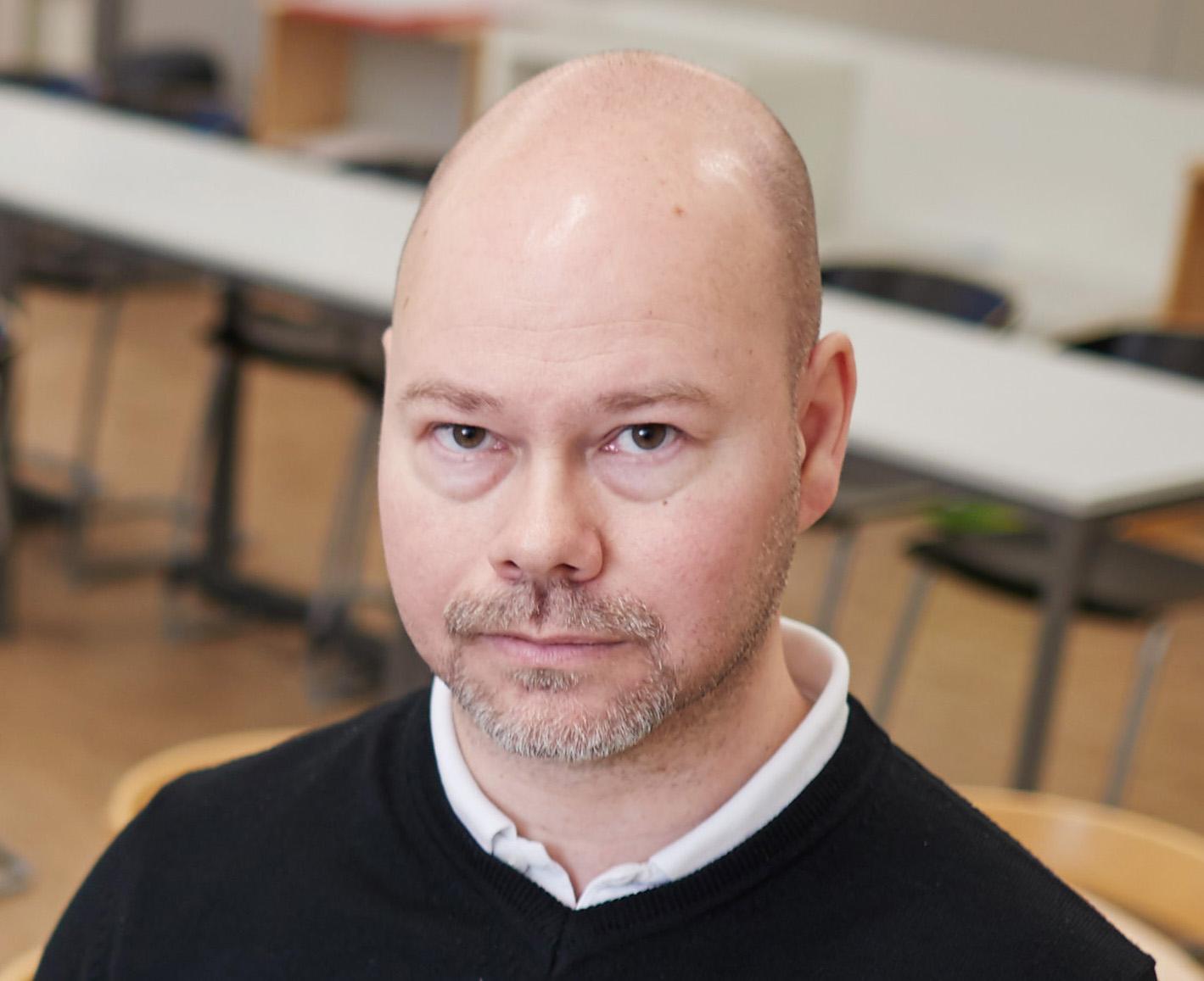 Petter Hedström