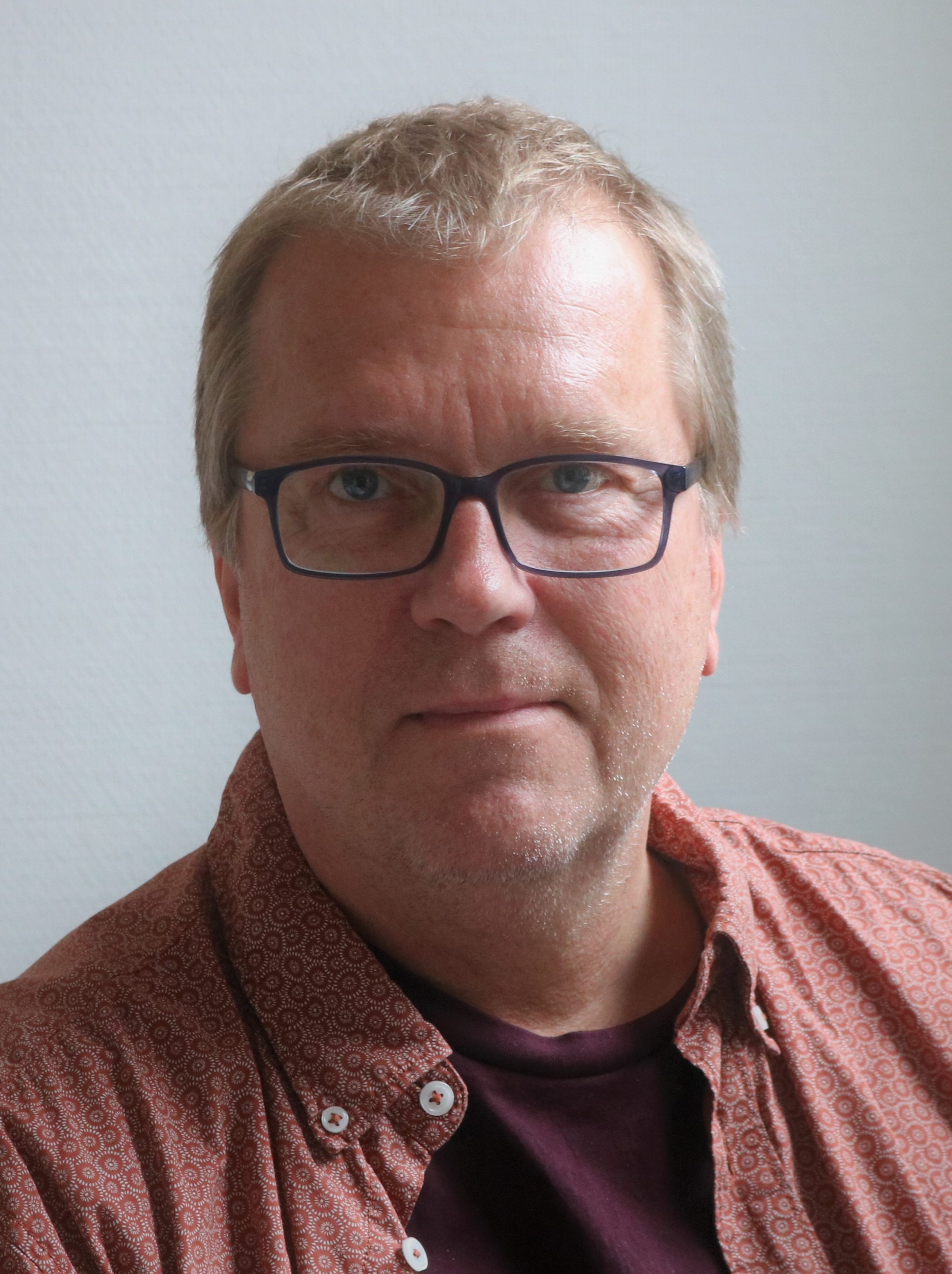Torbjörn Hanö, rektor Polhemskolan i Lund.