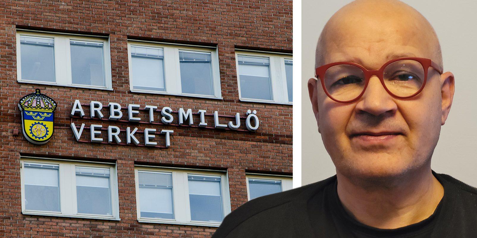 arbetsmiljöverket Kristian Hansson