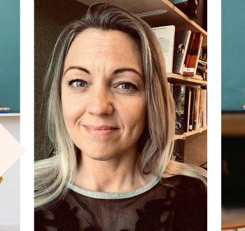 Betyg och gymnasieläraren Noomi Lundberg