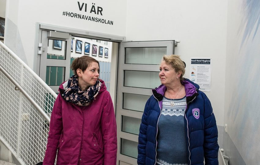 Hornavaskolan Arjeplog