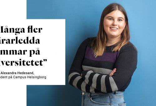 Alexandra Hedesand