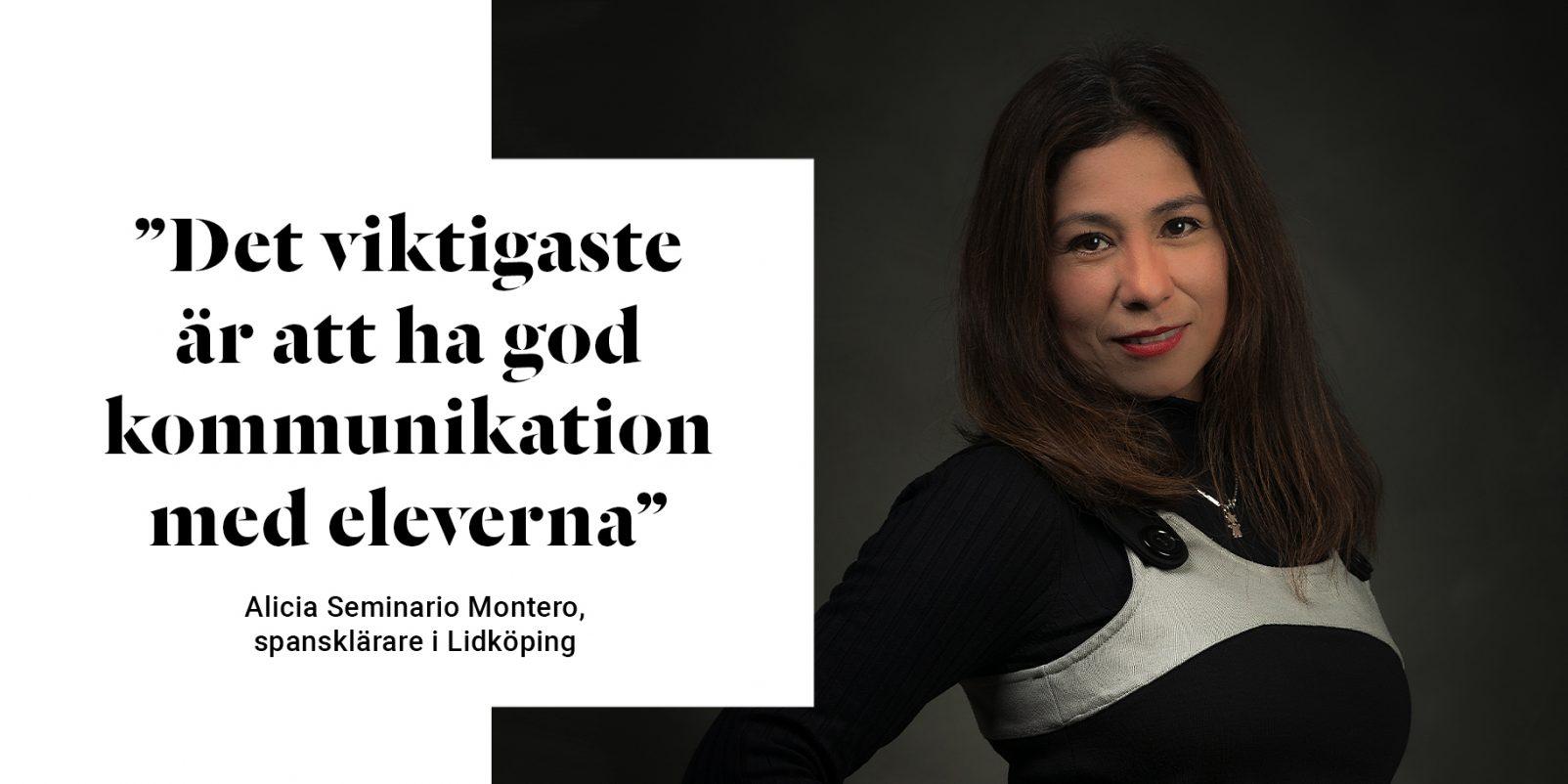 Alicia Seminario Montero Lidköping