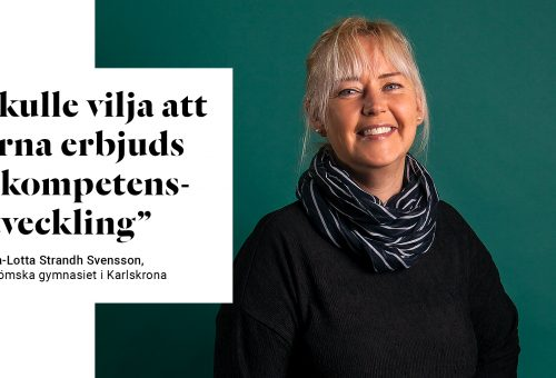 Ewa-Lotta Strandh Svensson Karlskrona