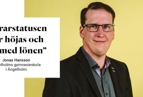Jonas Hansson Ängelholm