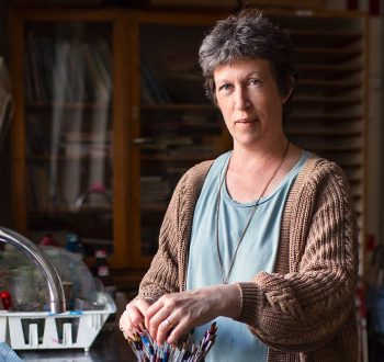 Kristina Rilbe bildlärare 2