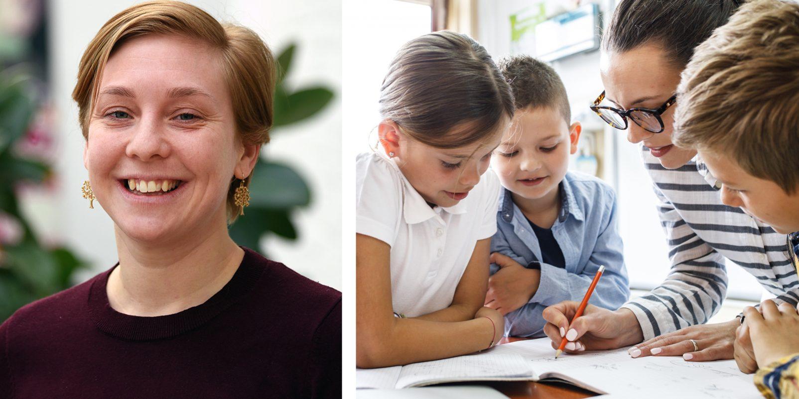 Josefine Karlsson, universitetsadjunkt och doktor i pedagogik vid Örebro universitet.