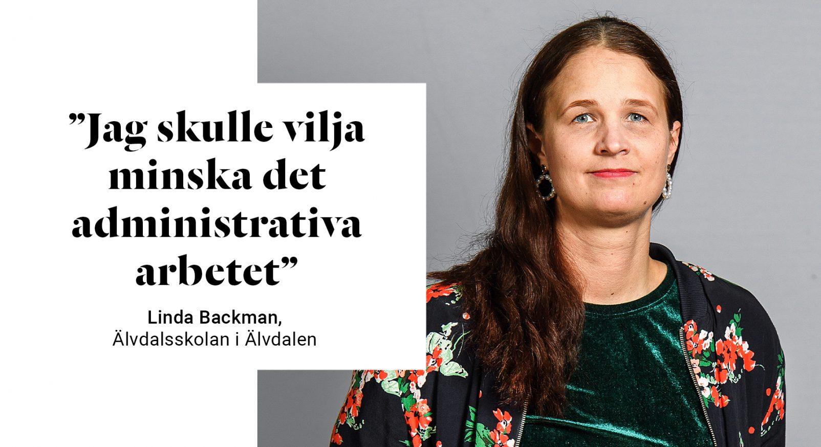 Linda Backman Älvdalen