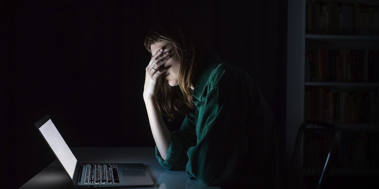 flicka dator