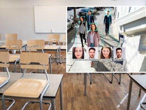 kamera klassrum