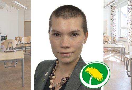 Annika Hirvonen MP