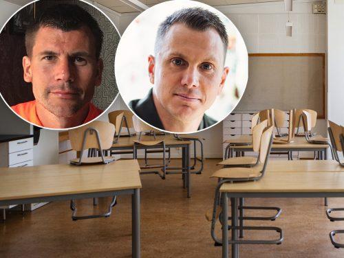 Debatt lärare behörighet