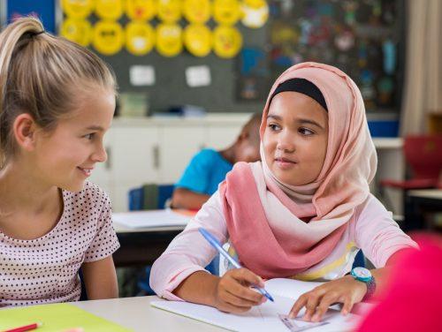 elever hijab