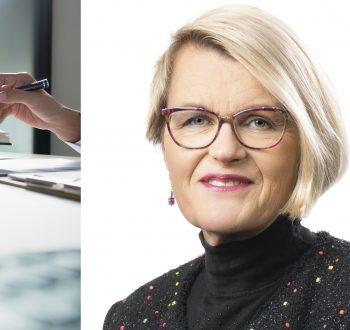 Ingrid Lindholm, förhandling, Almega
