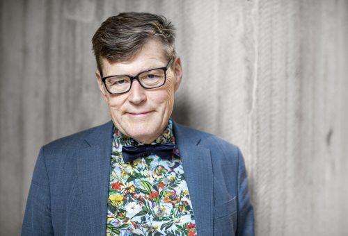 Jörgen Tholin, betongvägg