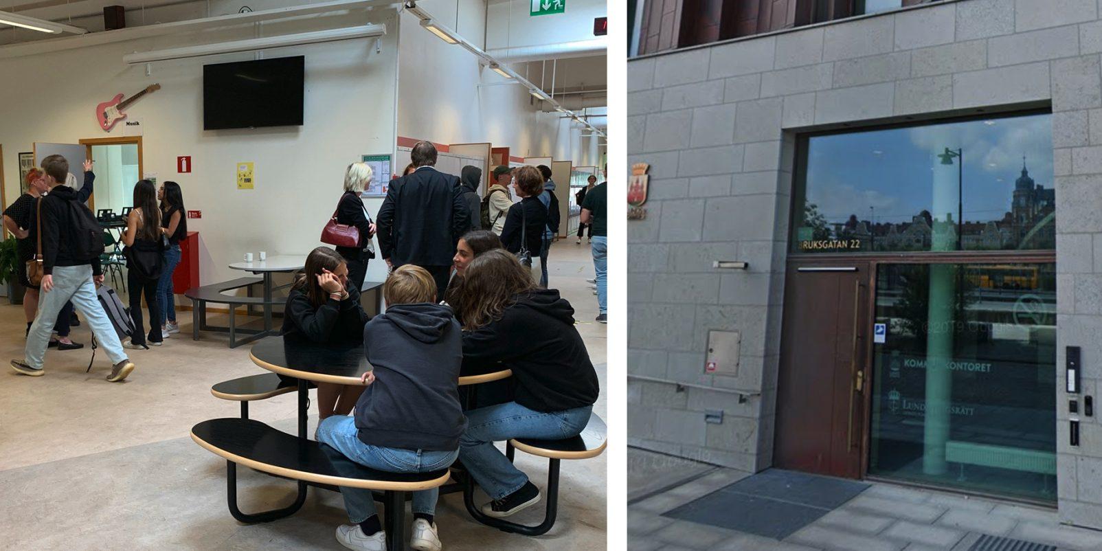 Källebergsskolan Lunds tingsrätt