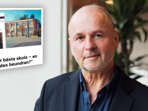 Kjell Hedwall Skolverket debatt