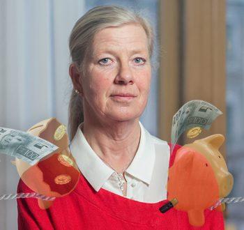 Kristina Axen Olin skolpengen