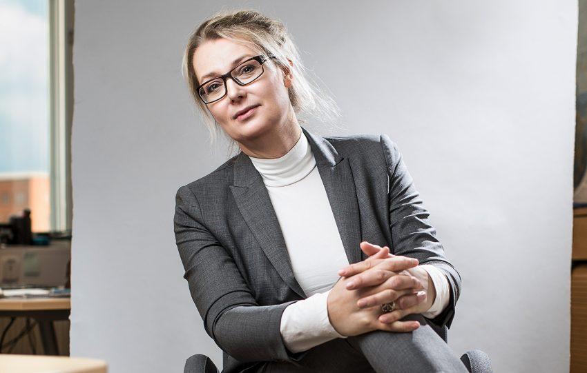 Lina Axelsson Kihlblom